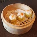 6⭐ / 10⭐ Siew Mai @ S$4.50 from Xin Wang Hong Kong Cafe at Anchorpoint Mall