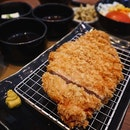 SINGAPORE My all-time favourite from Yayoi is this Tonkatsu Teishoku!