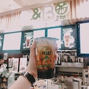 Heard several compliments for R&B bubble tea but was utterly disappointed with their Brown Sugar Milk Tea with Pearls.