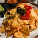 This Amigo Nachos is a must-order in Harry's.