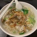 Dumpling Noodles 饺子面 ($5)