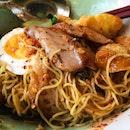 Thai Wanton Mee (Baa Mee)