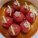 Tomato Tamarind Ponzu ($10.90)