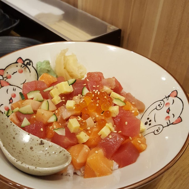Affordable Japanese Food