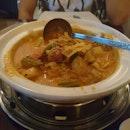 Curry Fish Head ($30)