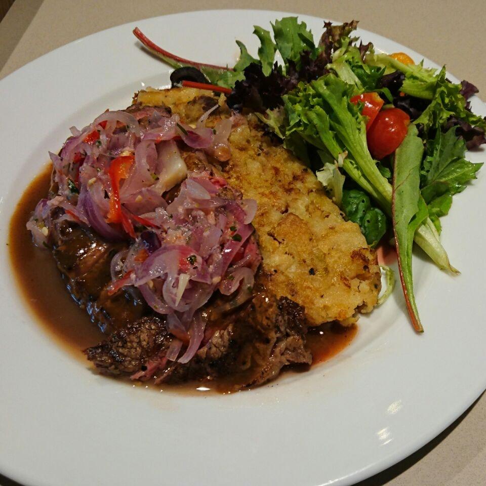 reDPan - Steak and chinchalok