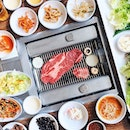 Let's start your Saturnight with K-BBQ 🍖 Hands up if you agree with me 😉😋🙋🏻!