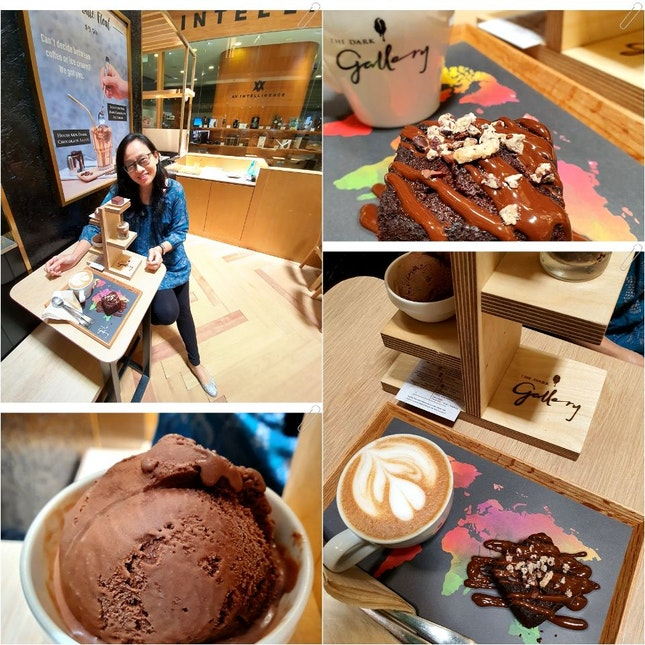 Nice Cafe For Chocolate Lovers