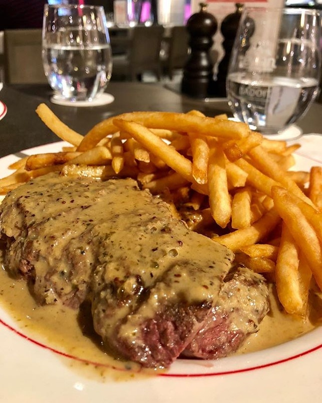 Lentrecote Steak