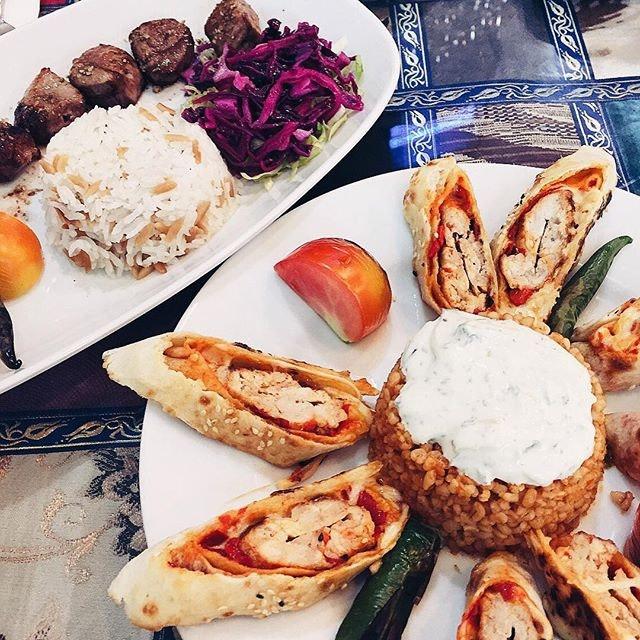 Turkish food for lunch w @juliaspills 😚 #vsco #vscom #vscophile #vscosg #vscofood #igsg #sgig #nomnom #food #foodie #fotd #foodgasm #foodstagram #burpple #burpplesg #onthetable #instafood #8dayseats #foodphotography #ighub #latergram #throwback #tbt #lunch #turkish #entertainerapp #oneforone