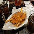 Beef Chili Cheese Fries ($7.50)