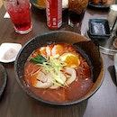 Spicy Miso Ramen ($14.90)