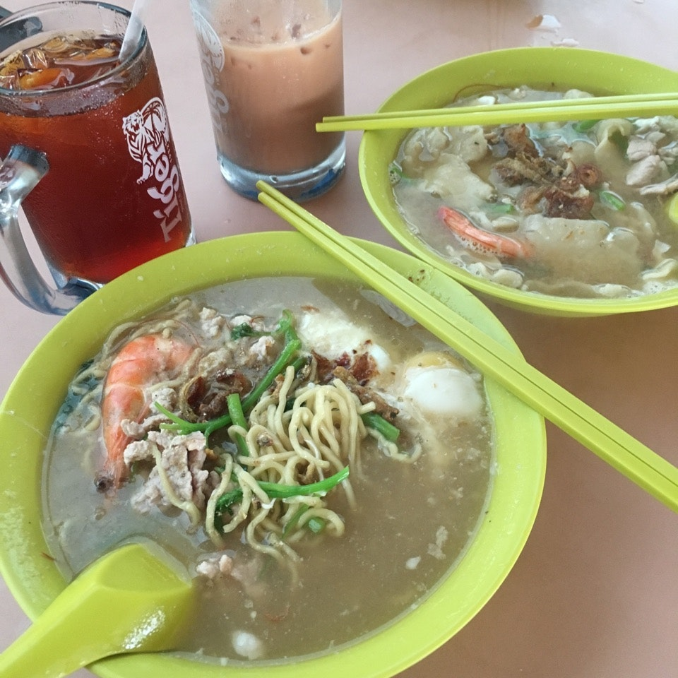 Kebun Baru Market & Food Centre