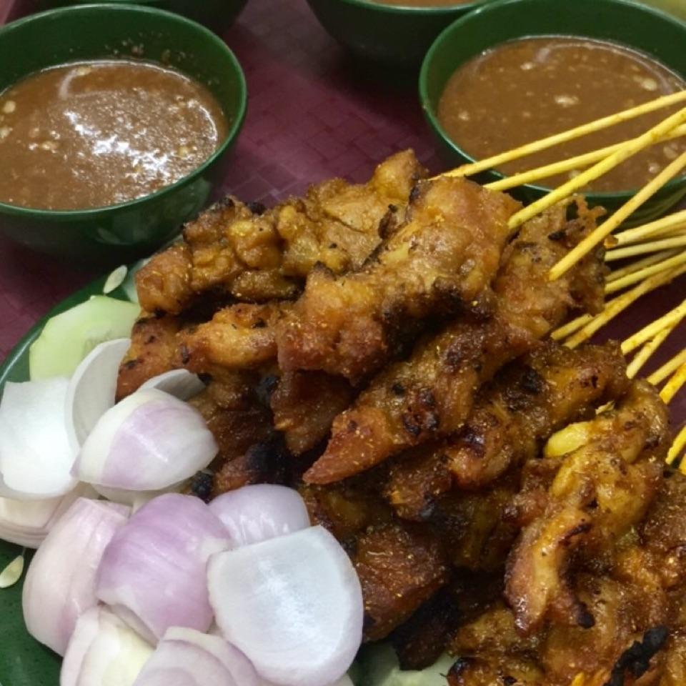 Chicken Satay ($0.70 Per Stick)