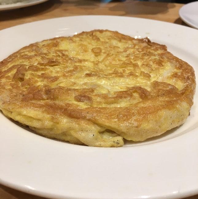Egg Omelette (Fu Yong Dan)