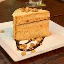 Hazelnut Dream Cake ($8)