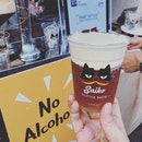 Saiko Butter Brew ($5).