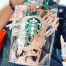 Starbucks in a kopi bag!
