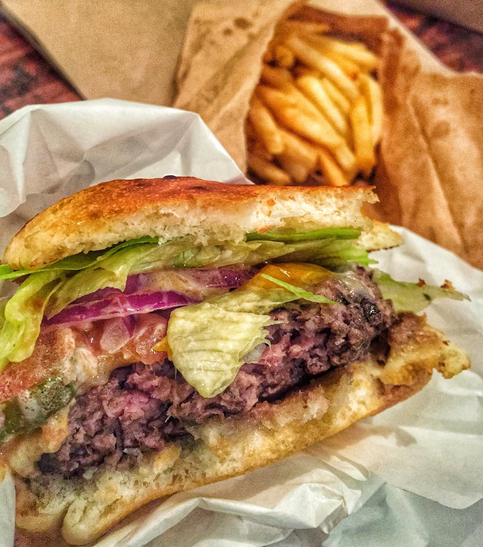 Secret Burger Joint!