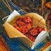 Popcorn Chicken In Yangnyum Sauce ($20)