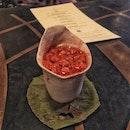 Strawberry Kimchi ($23)