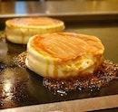 DIY Souffle pancake.