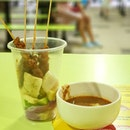A cup of satay a day keeps your sorrow away