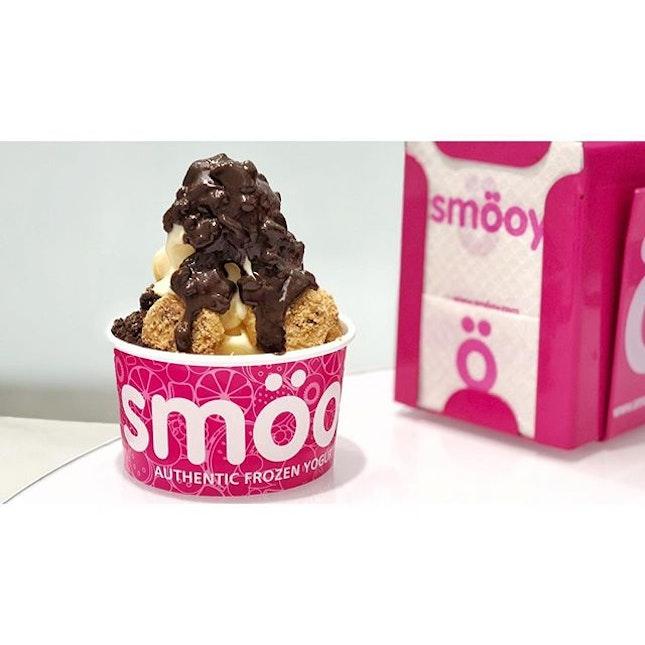 | 🍦 Smooy Melon Yogurt Swirl 。...