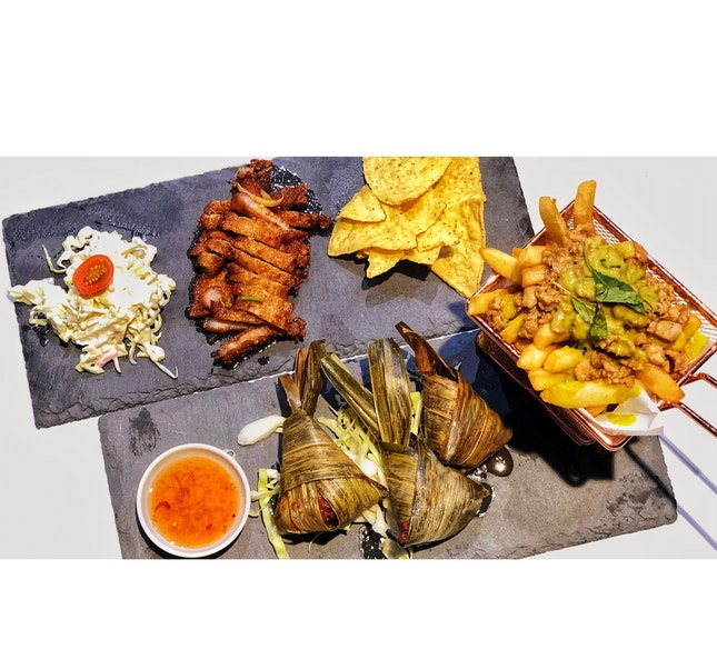   🥘 How about Thai Tapas for Tonight !...