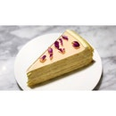 | 🍰 Elegant Rose Mille Crepes 。...