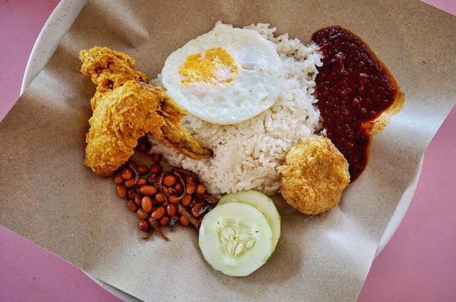 Chicken Set $3.50
