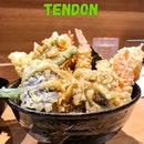 Signature Tendon A closer look at this bowl with 'unlimited' ingredients!