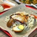 Chicken Rice (selalu singgah) Economic chicken rice at just $2.