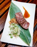 Wagyu Steak This Wagyu Steak which is cook to perfection really stood out among the rest.