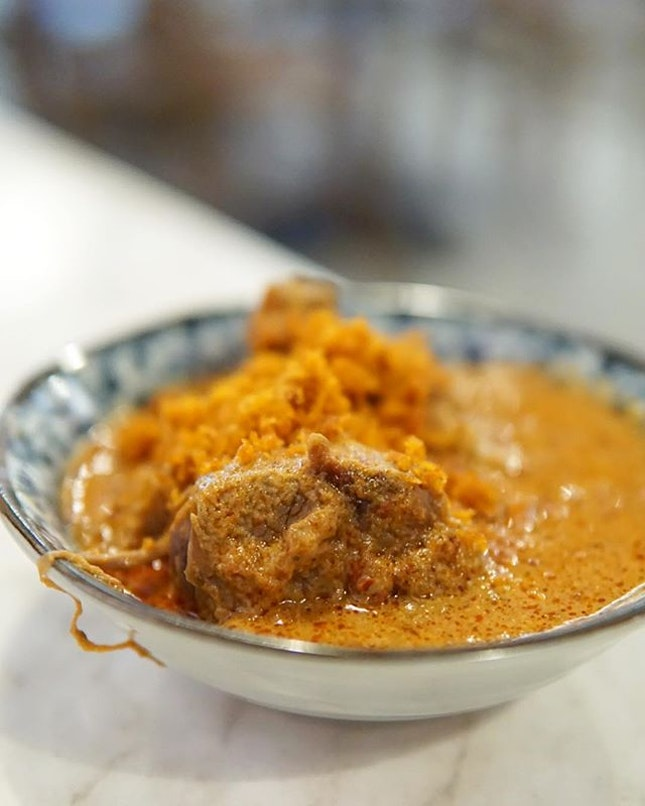 Beef Rendang Probably my favorite Peranakan Dish, which it is available in set lunches @tingkatpm!