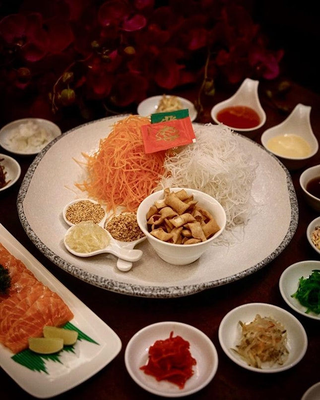 Shin Minori What better place to have Yu Sheng than @shinminorisg  Read on..