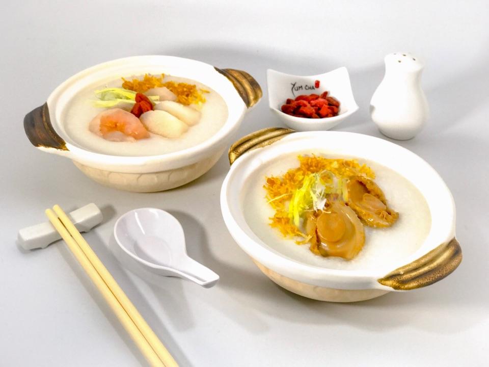 New Porridge Menu