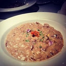 The Porcini Mushroom Risotto (SGD$28.00) Superfino Aquerello with Thyme.