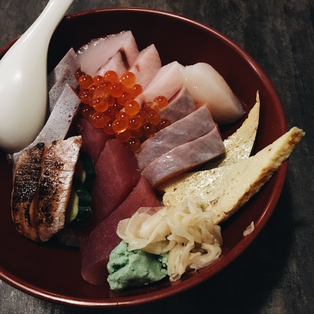 Finally Found The Best Chirashi In SG!