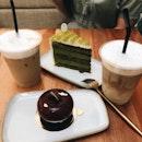 Laid Back Dessert Cafe!
