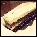 Pique Nique's carrot cake. #dessert #sweet #cake #food #pastry