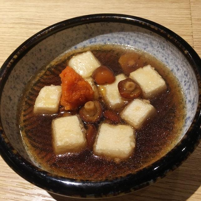 Agedashi Tofu $7.80