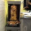 Disco Shawarma 😎 .
