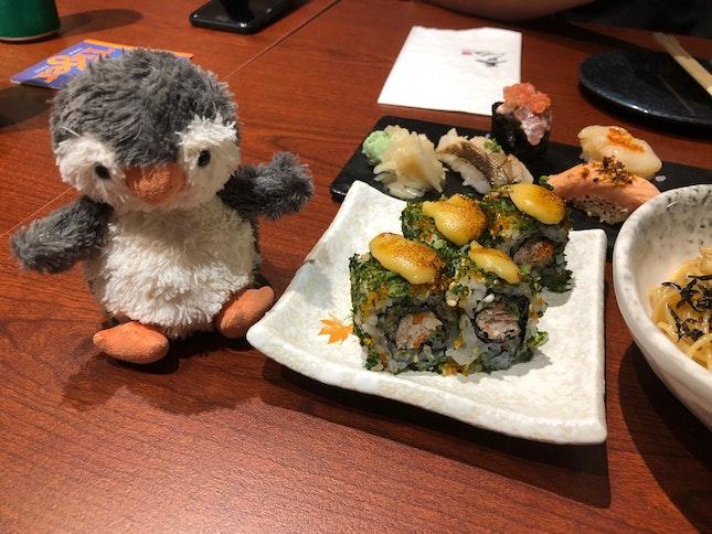 Sushi Goshin