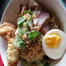 Thai Wanton Mee (Lunch Set 9.8++)