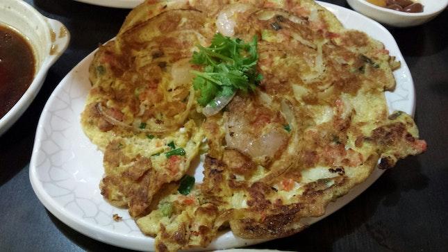 Fu Yong Omelette $9