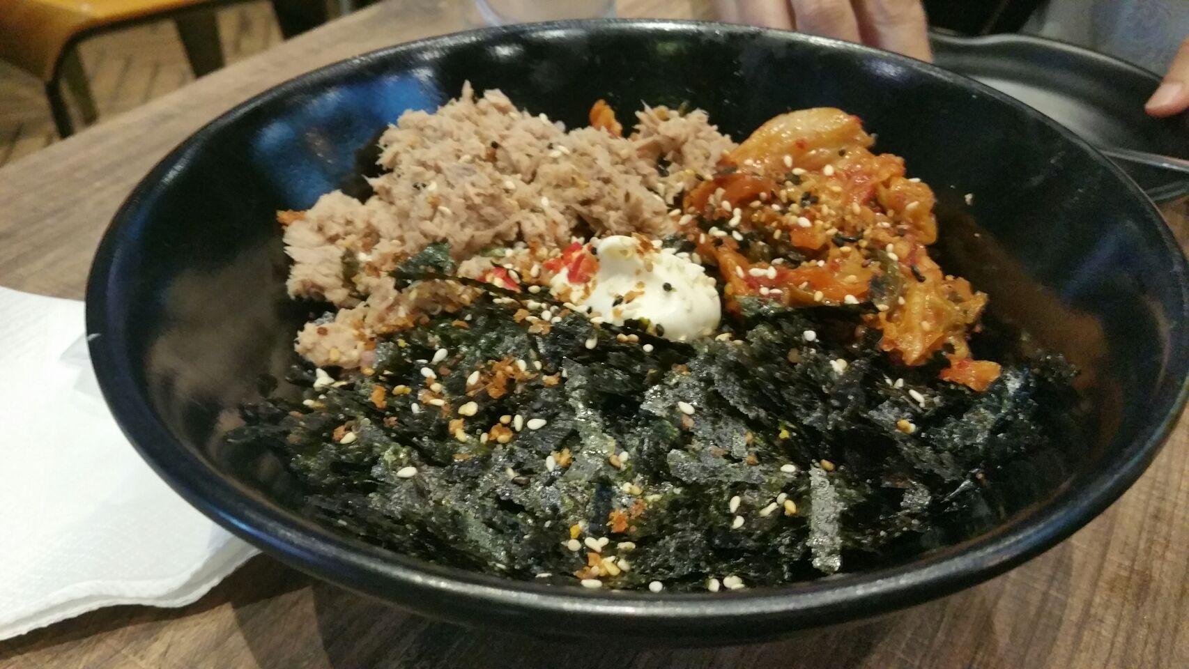 Tuna Rice Balls 9.8++