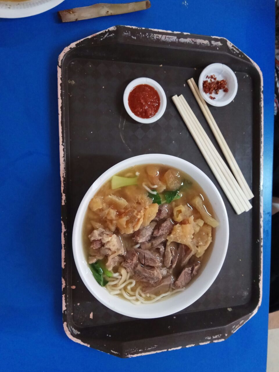 Yipin Beef Noodles $6
