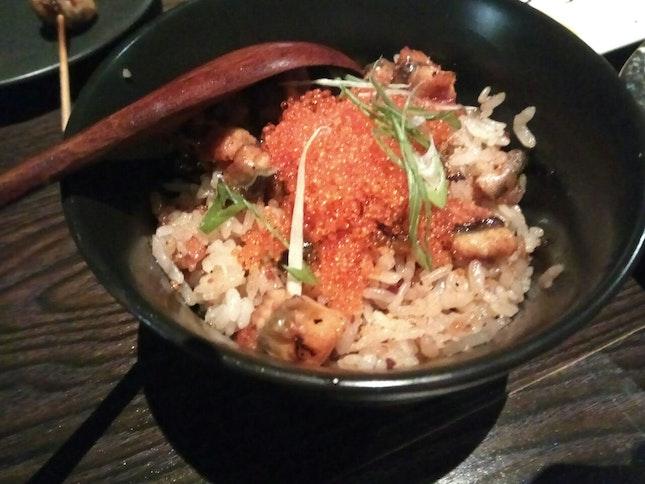 Unagi Rice (16nett)