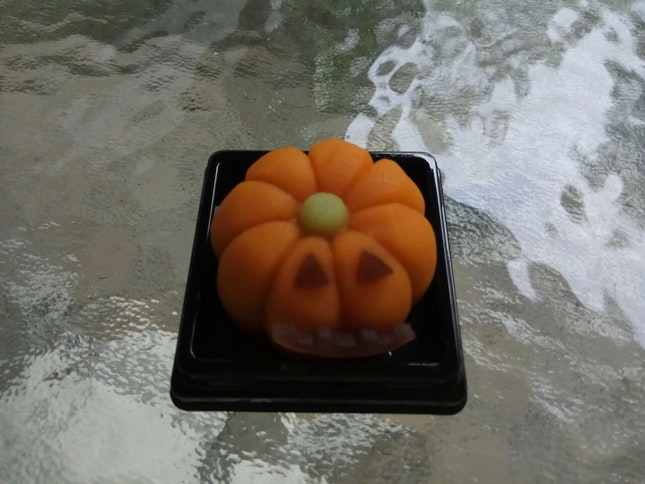 Pumpkin Wagashi 2.4nett
